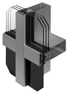 1600UT System™1 Curtain Wall