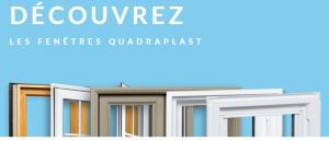 Read more about the article QUADRA PLAST FAIT AUSSI DES FENÊTRES!